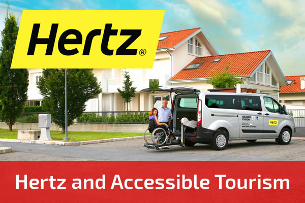 Accessible tourism with Hertz