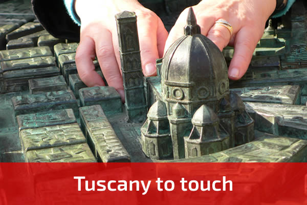 Tuscany to touch